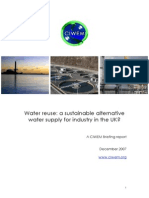 BR Water Reuse Industry