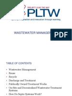 Wastewater Management