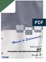 TEAM TOYOTA 4- ECT Transmision Controlada Electronicamente