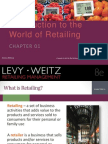 Student Retail 8e - Chapter 1