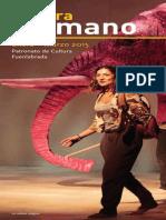 Programación Cultural de Fuenlabrada Enero-marzo 2015