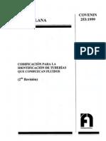 Normas Venezolana  COVENIN 253-1999