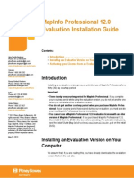 Evaluation Install Guide