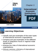 L1.2 International Economic Institutions