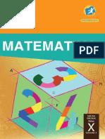 Buku Siswa SMA Kelas 10 Matematika Semester 2 (Revisi 2014)