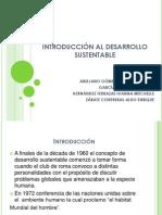 Introduccion al Desarrollo Sustentable