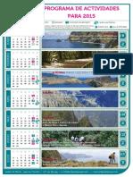 AAPEF - Programa de Actividades 2015
