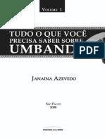 Tudo o que Você Precisa Saber Sobre Umbanda Vol 1