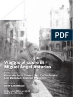 Viaggio al cuore di Miguel Angel Asturias