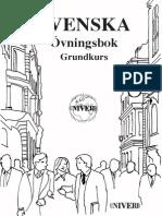 Swedish Workbook