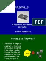 Firewalls (6)