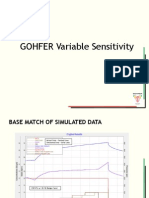 GOHFER Variable Sensitivity