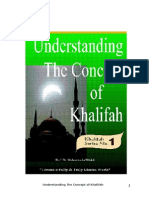 Book 1 - Concept of Khalifah
