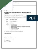 Mesyuarat Panitia TMK 4