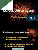 Expose Sur La Russie