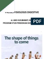 Fisiologi Digestive