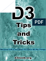 D3 Tips and Tricks Book v4