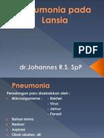 11. Dr. Johanes - Pneumonia Pada Lansia-2