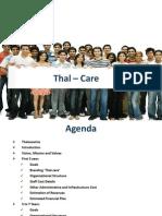 Business Plan- Thalasemmia