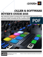 DJ Controller Software Buyers Guide 2015