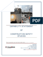Construction Safety Studies New