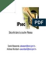 Slides Ipsec