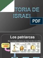 Etapas Historia de Israel