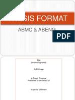 Thesis Format.qualitative