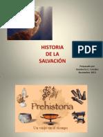 Historia de la salvación