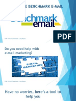 How to Use Benchmark E-mail