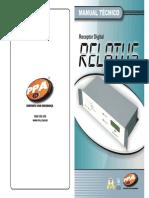 Manual Técnico Receptor Relatus_Rev0