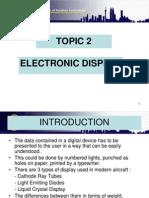 Topic 2 Electronic Display