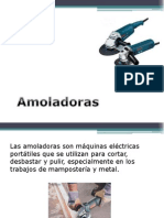 AMOLADORAS