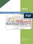 Essay - Bureacracy, A Contentious Neccessity