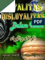 Loyalitas dan Disloyalitas dalam Islam.pdf
