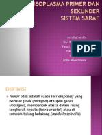 Neoplasma Primer Dan Sekunder