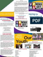 VPMA Foundation-Step It Up! Brochure