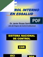 Control Interno Planificación
