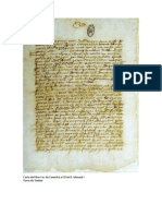 Carta de Pero Vaz de Caminha a D. Manuel I
