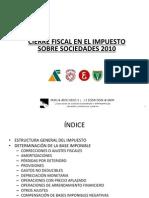 Cierre Fiscal en El Impuesto Sobre Sociedades 2010