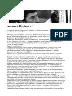 Anonima Rapinatori- Cavallero e C.