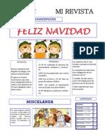 REVISTA PRIMER TRIMESTRE 2014/2015 COLEGIO LA CONCEPCIÓN
