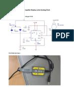 Propeller Display Untuk Analog Clock