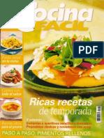 Cocina Fácil 127 - Ricas recetas de temporada.pdf