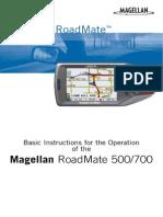 Magellan Roadmate Series En