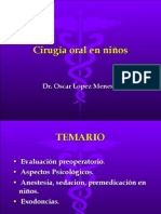 Cirugia Oral Pediatrica