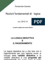 Logica medica, , Università di medicina