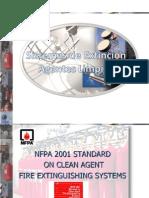 Sistemas de Extinción (Agentes Limpios)[1]