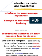 Communication en mode message asynchrone