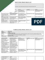 Planificaciones Anuales Ingles 2015 Segunod Medio